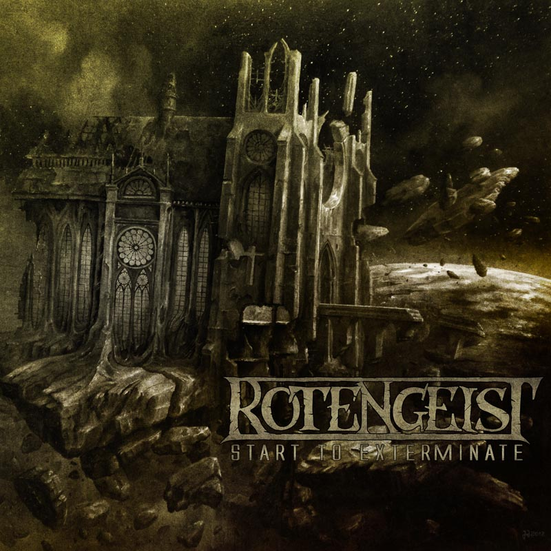 Rotengeist - Start To Exterminate